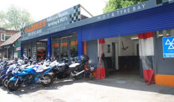 Motorcycle Servicing Croydon